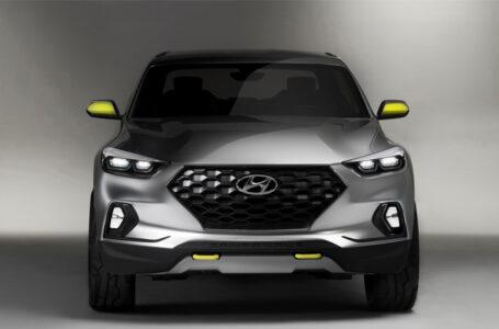 หลุดมาแล้วกับภาพสปายช็อตของกระบะ Hyundai Santa Cruz เหมือนว่าใกล้เปิดตัวเต็มทีแล้ว