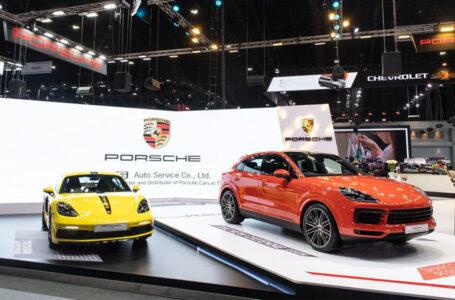 Porsche เปิดตัว The New Cayenne Coupe อย่างเป็นทางการที่งาน Motor Expo 2019