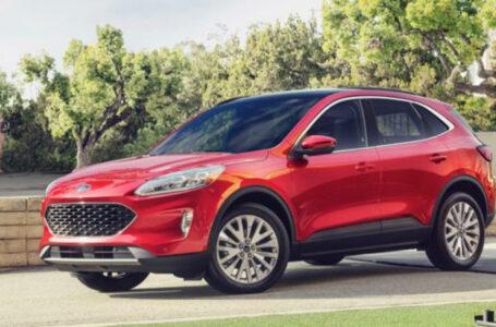 ราคา Ford Escape Hybrid เเละ Plug-In Hybrid 2020 เปิดตัวที่อเมริกา