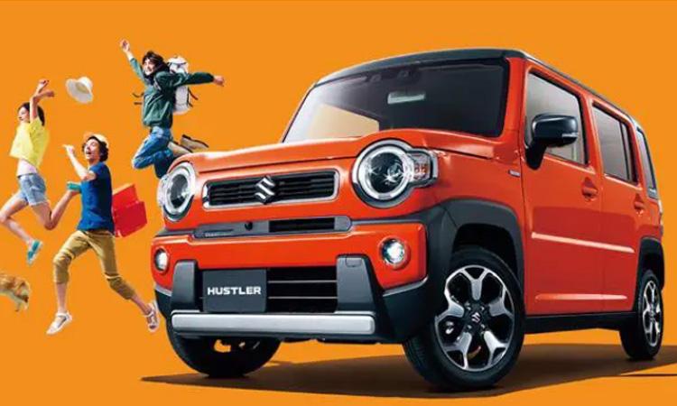 ดีไซน์ Suzuki Hustler