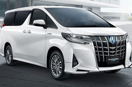 All NEW Toyota Alphard 2.5 Hybrid และ 3.5V VIP ปี 2020-2021