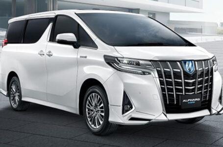 All NEW Toyota Alphard 2.5 Hybrid และ 3.5V VIP ปี 2020-2021