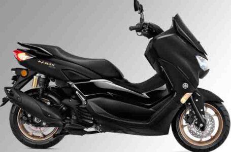 New Yamaha N-Max 2020 ปรับดีไซน์ใหม่ทั้งไฟหน้าไฟท้าย