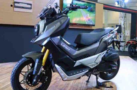 Lifan KPV150 Prototype แอดเวนเจอร์สกู๊ตเตอร์ ที่งาน Motor Expo 2019