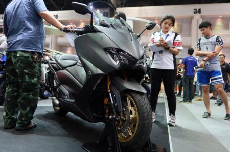 Yamaha TMAX 560 Tech Max ยันราคา 5.39 แสนบาท ในงาน Motor Expo 2019