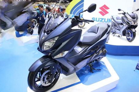 ราคา NEW SUZUKI BURGMAN 400 2020 ตารางผ่อน/ดาวน์
