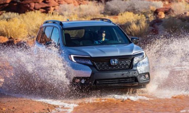 Honda Passport SUV 2020 เริ่มจำหน่ายที่สหรัฐอเมริกา แล้ว