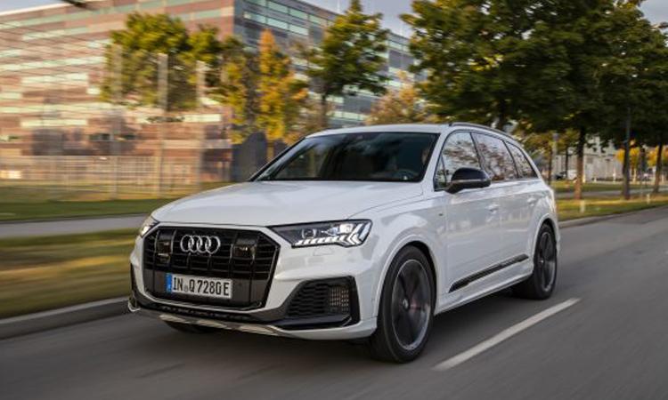 Audi Q7 PHEV 2020 รุ่นรับโฉมใหม่สุดล้ำ