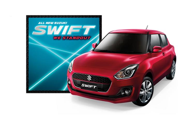 โปรโมชั่น All NEW SUZUKI SWIFT ทุกรุ่น