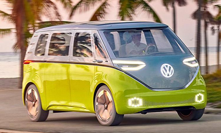 Volkswagen บริการรถรับส่งอัตโนมัติให้กับแฟนฟุตบอล ในฟุตบอลโลกโดฮา 2022