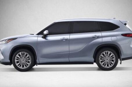 All-New Toyota Highlander 2020 ราคา 1.15 ล้านบาท ในตลาดอเมริกา