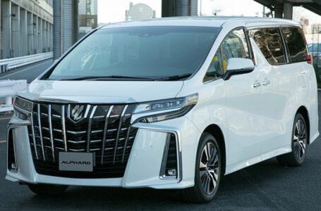 Toyota Alphard & Vellfire 2020 รุ่นปรับโฉมใหม่ เพิ่มออพชั่นเสริม วางจำหน่ายที่ญี่ปุ่น 6 มกราคมนี้