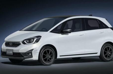 All New Honda Jazz / Fit ใส่ชุดแต่ง Modulo X โชว์ตัวที่งาน Tokyo Auto Salon