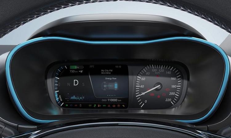 เรือนไมล์ Tata Nexon EV 2020