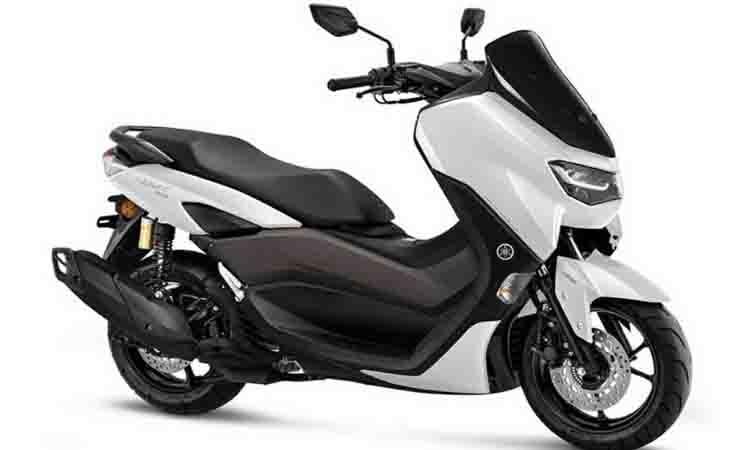 Yamaha N-Max 2020