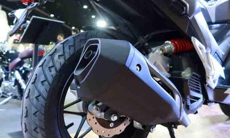 ท่อ Lifan KPV150 Prototype