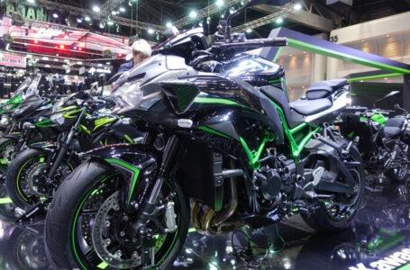 Kawasaki เปิดตัว Kawasaki Z H2 เน็กเก็ตซูเปอร์ชาร์จในงาน Motor Expo 2019