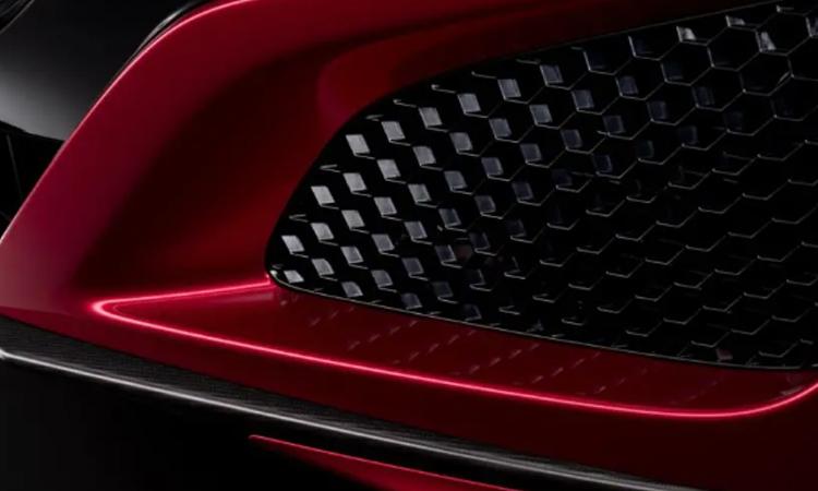 กระจังหน้า NEW Honda NSX 2020