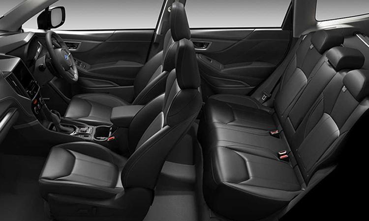 การจัดเบาะ Subaru Forester 2.0 AWD