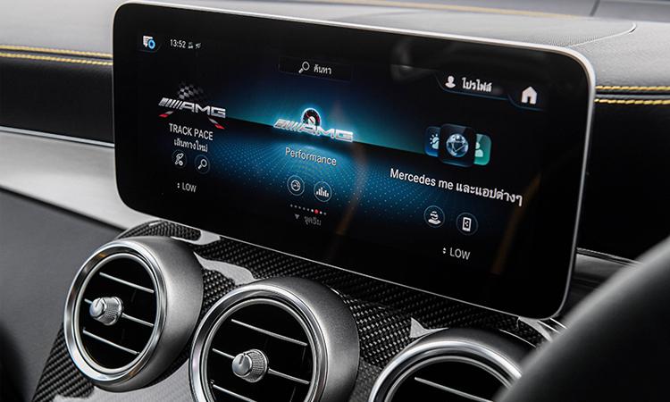๗ฮฏ,ษ. Mercedes-AMG GLC 63 S 4MATIC+ Coupe
