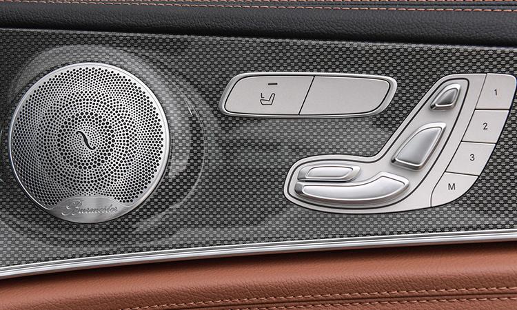 ที่ปรับเบาะ Mercedes-Benz E 300e Plug-in Hybrid
