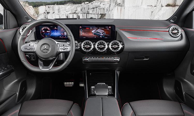 ภายใน All NEW Mercedes-Benz GLA-Class