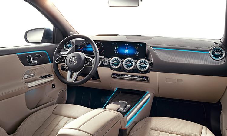 ด้านในAll NEW Mercedes-Benz GLA-Class