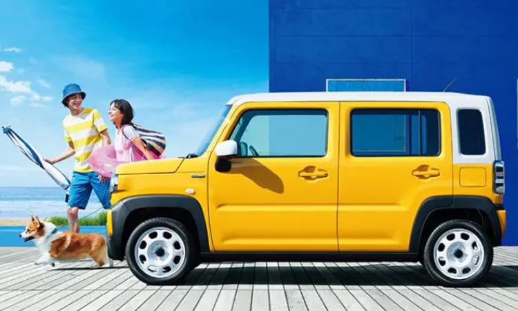 ราคา Suzuki Hustler Kei Car ขนาดเล็ก ทั้ง Mild Hybrid และ Turbo Mild Hybrid
