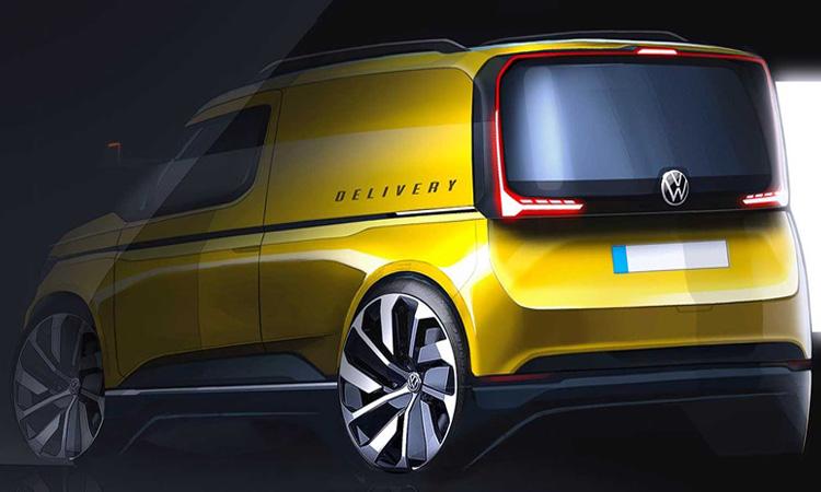 ภาพ Volkswagen Caddy