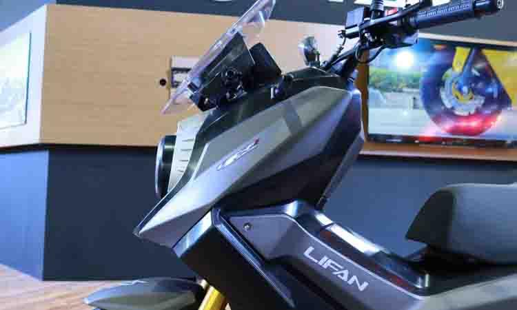Lifan KPV150 Prototype