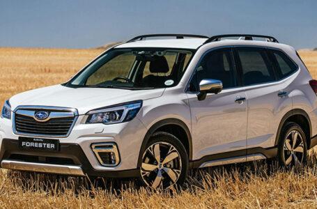 Subaru Forester 2.0 AWD ราคา 1,330,000 – 1,450,000 บาท
