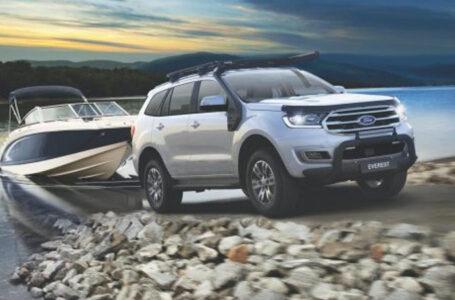 Ford Everest เสริมชุดแต่ง BaseCamp accessories pack พิเศษสำหรับสายลุย
