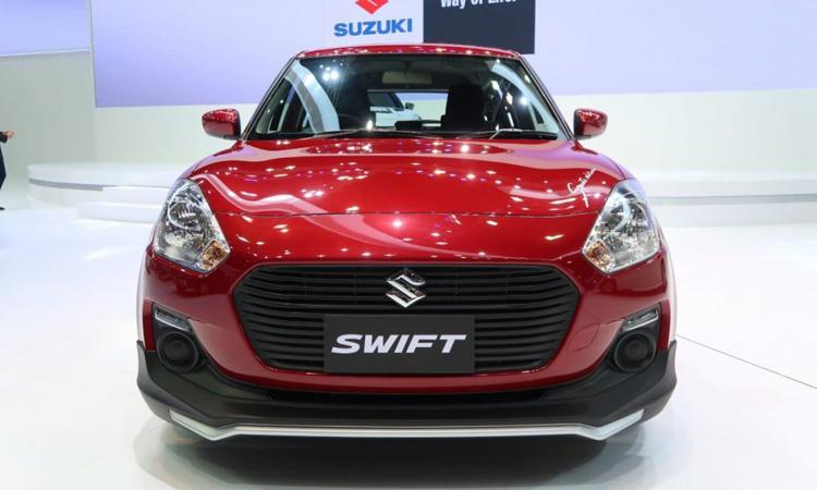 ดีไซน์ Suzuki Swift GL Sport Edition