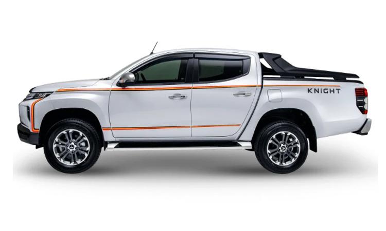 Mitsubishi Triton Knight Limited Edition