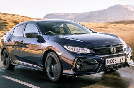 Honda Civic Sport Line 2020 สเปคในยุโรป ที่เน้นความหวือหวามากยิ่งขึ้น