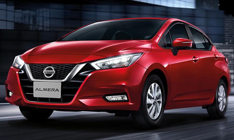 ดีไซน์ ตารางราคาผ่อน/ดาวน์ All NEW Nissan ALMERA 1.0 TURBO
