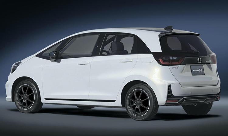 All New Honda Jazz / Fit