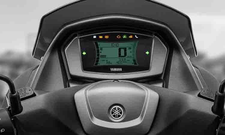 ไมล์ Yamaha N-Max 2020