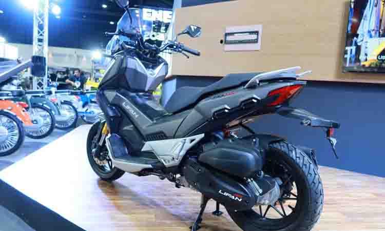 ดีไซน์ Lifan KPV150 Prototype