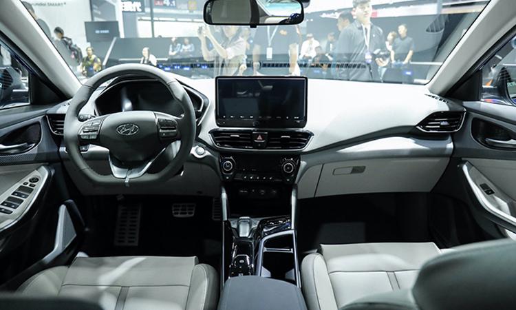 ภายใน Beijing Hyundai