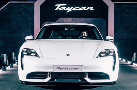Porsche จัดงานเปิดตัว Porsche X Star Wars สปอร์ตไฟฟ้ารุ่นใหม่ The New Porsche Taycan ที่สิงคโปร์
