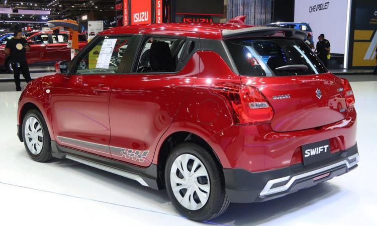 ตัวถัง Suzuki Swift GL Sport Edition