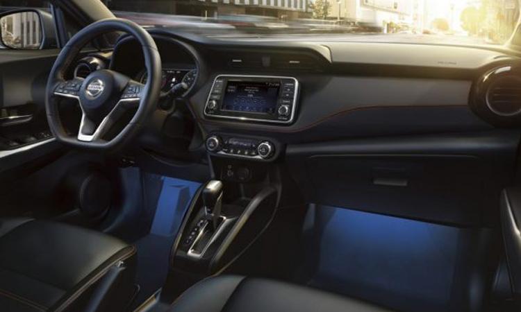 ภายใน Nissan Kicks Crossover 2020
