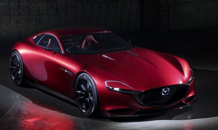 ภาพทีเซอร์ Mazda RX-Vision GT3