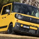 Suzuki Spacia Gear รถยนต์ Kei Car ค่าตัว 4.5 แสนบาทในญี่ปุ่น