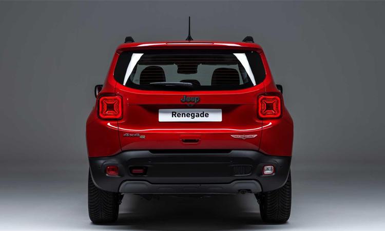 ท้าย Jeep Renegade PHEV