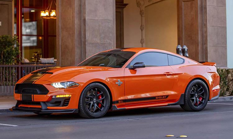 ดีไซน์ Ford Shelby Mustang Super Snake 2020