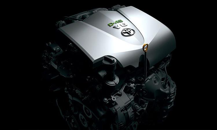 เครื่องยนต์เบนซิน Toyota Alphard