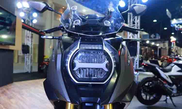 ไฟหน้า Lifan KPV150 Prototype