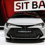 Toyota Corolla 2020 ใช้ขุมพลัง ไฮบริด เต็มตัว